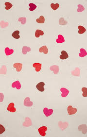 heart wrapping paper gift wrap pink hearts anglesey paper company