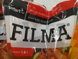 Minyak Filma 2 Liter jual minyak filma refill pouch 2lt minyak goreng refil 2 liter