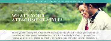 Hit The Floor Quizzes - attachment styles test attachment styles quiz from diane poole heller