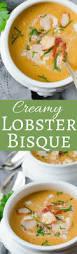 Lobster Bisque Recipe Best 25 Lobster Soup Ideas On Pinterest Lobster Bisque Soup