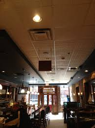 Recessed Lighting For Drop Ceiling by Ceiling Interesting Faux Tin Ceiling Tiles With Pendant Lighting