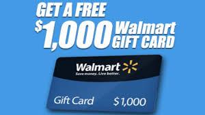 1000 gift card 1000 walmart gift card giveaway frenzy