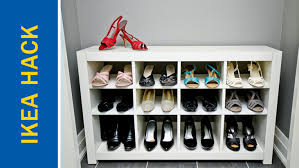 ikea hack of the week amp up your shoe storage game