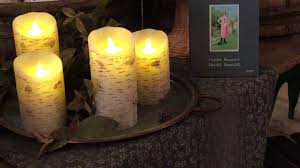 hammer town birch candles at hammertown youtube