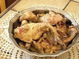 cuisiner du lapin facile recette de lapin facile à ma façon