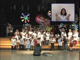 the mitten a musical play for children to perform
