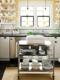 gray kitchen cabinets yellow walls yellow kitchen design ideas better homes gardens