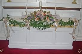 wedding altar flowers wedding altar flowers by beikmann associates located in so flickr