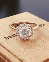 beautiful rose rings images 12 impossibly beautiful rose gold wedding engagement rings jpg