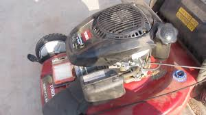 how to replace the air filter on a toro lawn mower youtube