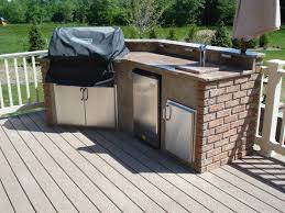 outdoor island kitchen easy outdoor kitchen island plans u2014 the clayton design