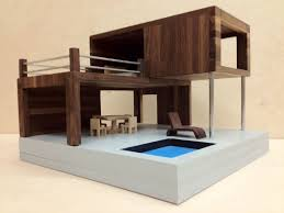 modern dollhouse kitchen hand made modern doll house by new8th furniture custommade com
