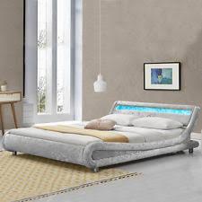 King Size Bed Base Divan Crushed Velvet Bed Frames U0026 Divan Bases Ebay