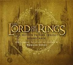 Lord Of The Rings Decor The Lord Of The Rings The Motion Picture Trilogy Soundtrack