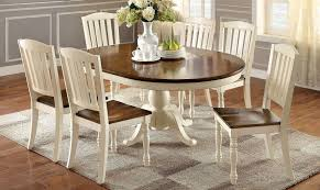 Casual Dining Room Sets Oval Dining Room Sets Provisionsdining Co