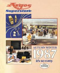 Argos Superstore 1987 Autumn Winter By Retromash Issuu