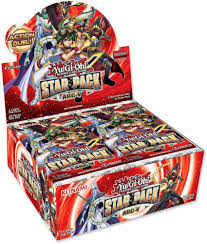 yugioh 2015 star pack series 3 tcg arc v 1st edition booster box