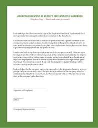 sample employee handbook professional resumes example online