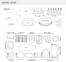 Formal Dining Table Setting Dinner Table Place Settings Brokeasshome Com