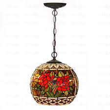 stained glass ceiling light fixtures metal fixture and stained glass tiffany style large pendant lighting