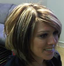 high and low highlights on short hair short hair and highlights hairstyle ideas in 2018