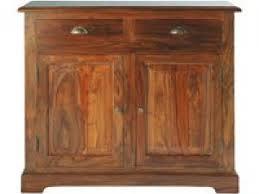 cuisine luberon maison du monde buffet en bois de sheesham massif teinté l 104 cm luberon maisons du