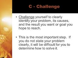 Challenge Causes Its Problem Solving Ideas Approaches Tracey Williams Lpc Director