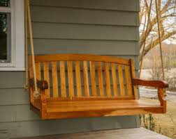 porch swing etsy