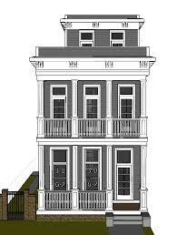 garden house study 2 5 flat roof front view workshop new