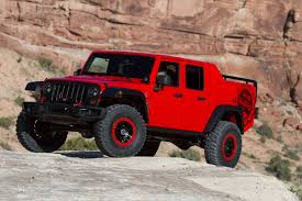jeep j8 rubicon4wheeler jeep reveals another round of awesome concepts at