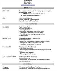 best resumes formats resume format and resume makeramerican