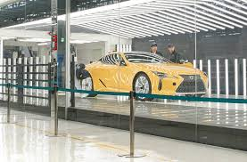 japan lexus factory tour 2018 lexus lc coupe production ramps up in europe automobile
