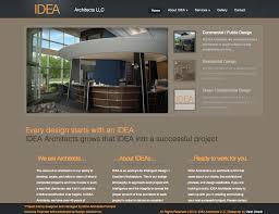 best architectural website design home design planning excellent