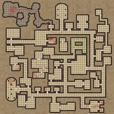 Dnd Maps Dungeon Map My Blog