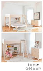 Oeuf Perch Bunk Bed Oeuf Kriste Michelini Interiors San Francisco Interior Design