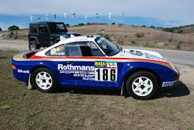 porsche rally car reading the signs on the road i write you u2026porsche u0027s rennsport