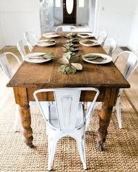 dining table farmhouse dining table for sale ireland round and