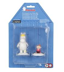 moomin game room figures snorkmaiden little my finland quality