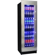 Beer Bottle Refrigerator Glass Door by Glass Door Wine Cooler Fridges Dual Climate Underbench Available