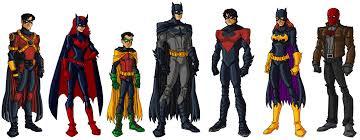 batman of the family batman family vi by vo5 on deviantart
