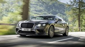 bentley car 2018 bentley continental gt supersports review top speed