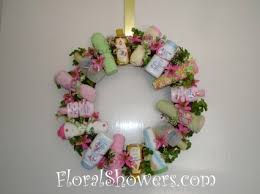 baby shower wreath baby shower wreath ideas ba shower wreath ideas diabetesmang idea