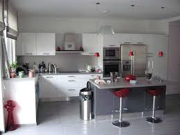 deco cuisine grise et deco pour cuisine grise idee deco pour cuisine blanche maison