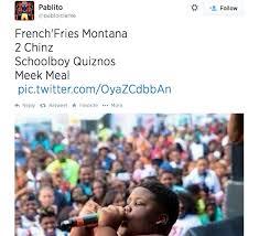 Funny Food Names Meme - black twitter destroys lil terrio with rapper food names tweets