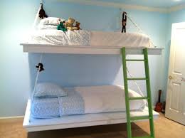How To Make A Hanging Bed Frame Bed Hanging Bed Diy Hanging Bed Canopy Diy Build Hanging Bed