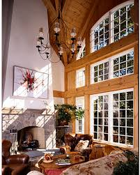 timber frame great room lighting timber frame great room with beautiful light from timberpeg my