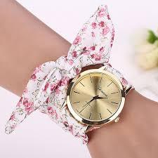 bracelet design watches images 2017 new design watches women girl new design clock floral jpg