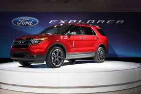 Ford Explorer 2013 - 2013 ford explorer sport live reveal photo gallery autoblog