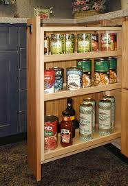 Slide Out Spice Racks For Kitchen Cabinets by Organizational U0026 Decorative Accessories Galleries Right Margin