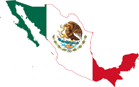 mexico on map file mexico flag map svg wikimedia commons